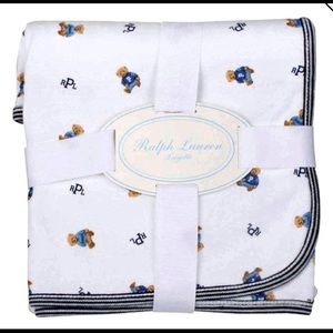 RL RECEIVING BLANKET